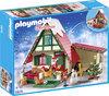 Playmobil Bij de Kerstman Thuis - 5976, 39,99 euro