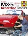 Mazda Mx-5 Renovation Manual