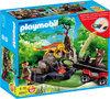 Playmobil Schattenjager Met Kristaldetector - 4847