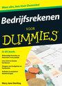 Bedrijfsrekenen voor Dummies
