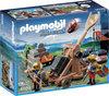Playmobil Katapult van de Leeuwenridders - 6039