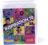 Hama Strijkkralen Voorbeeldenboekje 'Nummer 10'