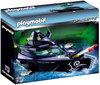Playmobil Top Agents Robo-Gangster Actieboot - 4882