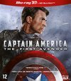 Captain America (3D Blu-ray)