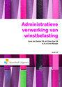 Administratieve verwerking van winstbelasting