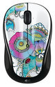 Logitech M325 - Draadloze Muis / Lady in the Lily