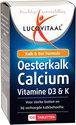 Lucovitaal Oesterkalk Calcium Tabletten - 100 tabletten - Voedingssuplementen