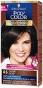 Poly Color Creme Haarverf 45 - Zwart - Haarkleuring
