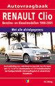 Vraagbaak Renault Clio / Benzine- en dieselmodellen 1998-2001