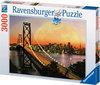 Ravensburger Puzzel - San Francisco bij Nacht