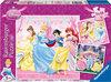 Ravensburger 3-in-1 Puzzel - Disney Princess