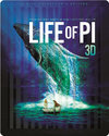 Life Of Pi (3D Blu-ray Steelbook Collector's Edition)