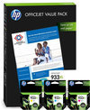 HP 933XL Officejet Value Pack