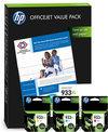 HP 933XL - Inktcartridge / Value Pack