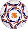 Voetbal - Holland Leeuw - Wit (maat - 5)