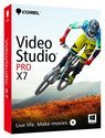 Corel, Video Studio Pro X7 (Dutch / French)