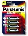 1x4 Panasonic Pro Power LR 6 Mignon AA