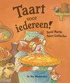 Bakker - een vier windstreken prentenboek - taart voor iedereen !