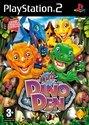 Buzz Junior - Dino Den & Buzzers