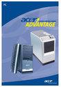 Acer Advantage Garantie Upgrade 3 jaar Onsite (Nbd) F Veriton 1xxx/2xx/4xx - Extensa