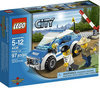 LEGO City Politiewagen - 4436