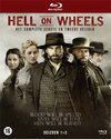 Hell On Wheels - Seizoen 1 & 2 (Blu-ray)