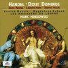 Handel: Dixit Dominus, Salve Regina etc / Minkowski et al