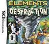 Elements Of Destruction Nintendo Ds