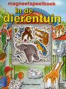 Magneetspeelboek: in de dierentuin