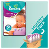 Pampers Active Fit - Maat 5+ Maandbox 124 st.