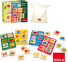 Goula Houten Memo Lotto - Kinderspel
