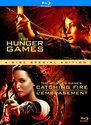 The Hunger Games 1 & 2 (Blu-ray)