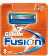 Gillette Fusion Manual - 8 stuks - Scheermesjes
