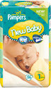 Pampers New Baby - Luiers Maat 1 met urine indicator - Voordeelpak 56st