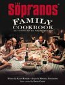 The Sopranos Family Cookbook, Hardcover, 19,99 euro