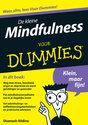 Cover voor - De kleine Mindfulness voor dummies