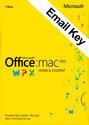 Microsoft office Mac  Home and Student 2011| OEM | 32/64 bits | Download + Licentie | Installatietaal naar keuze
