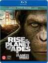 Rise Of The Planet Of The Apes (Blu-ray+Dvd Combopack)
