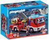 Playmobil Brandweerladderwagen 'Groot' - 4820