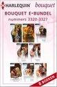 Bouquet e-bundel nummers 3320 - 3327, 8-in-1