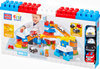 Mega Bloks First Builders - Fast Track Rescue Squad