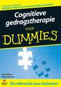 Cover voor - Cognitieve gedragstherapie voor dummies
