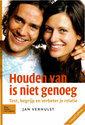 Cover voor - Houden Van Is Niet Genoeg