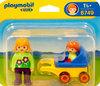 Playmobil 123 Mama met Kinderwagen - 6749