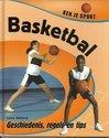Sporten - ken je sport - basketbal