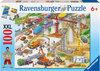 Ravensburger Puzzel - Enorme Bouwplaats