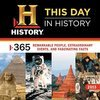 2015 This Day in History Wall Calendar
