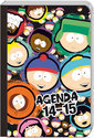 South Park luxe Schoolagenda 2014-2015