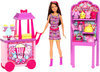 Barbie Zusjes Popcornkraam & Souvenirs