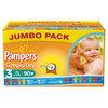 Pampers Simply Dry - Luiers Maat 3 Jumbo box 90 st.